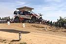 WRC Видео: машина WRC сбила дрон
