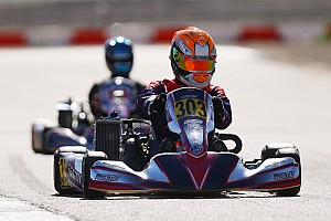 Kart Qualifying report Scorching pace in hot climate for US Open qualifying