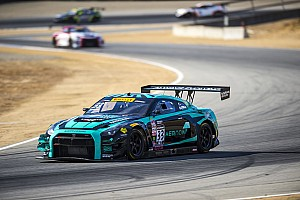 Endurance Breaking news Pither grabs Nissan Bathurst drive