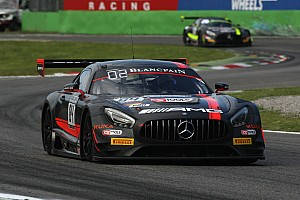 Blancpain Endurance Race report AMG-Team HTP Motorsport takes victory at Silverstone and showcases great performance at Nordschleife