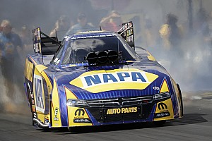NHRA Preview Titles in the balance in Vegas