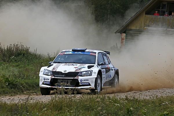 ERC Race report Latvia ERC: Sirmacis wins home rally, Kajetanowicz defends title