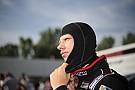 Mattia Drudi compie 18 anni durante il weekend della Carrera Cup Italia