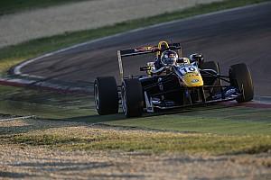 فورمولا 3 الأوروبية تقرير السباق فورمولا 3: كاري يتجاوز سترول ليحرز انتصاره الأول في إيمولا