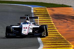 GP3 Новость Перри опередил трио ART GP в финальный день тестов