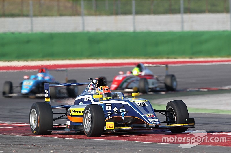 Misano F4: Maini secures rookie podium despite penalty