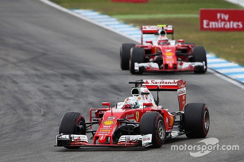 Феттель заявил о способности Ferrari оправиться от неудач