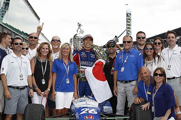 IndyCar Szato és Indianapolis, avagy a japán karrierjének két legnagyobb sikere