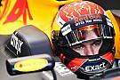 Formula 1 Verstappen podyumu kaçırdığı için üzgün