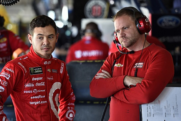 NASCAR Cup Kyle Larson's crew chief suspended after Kentucky infraction