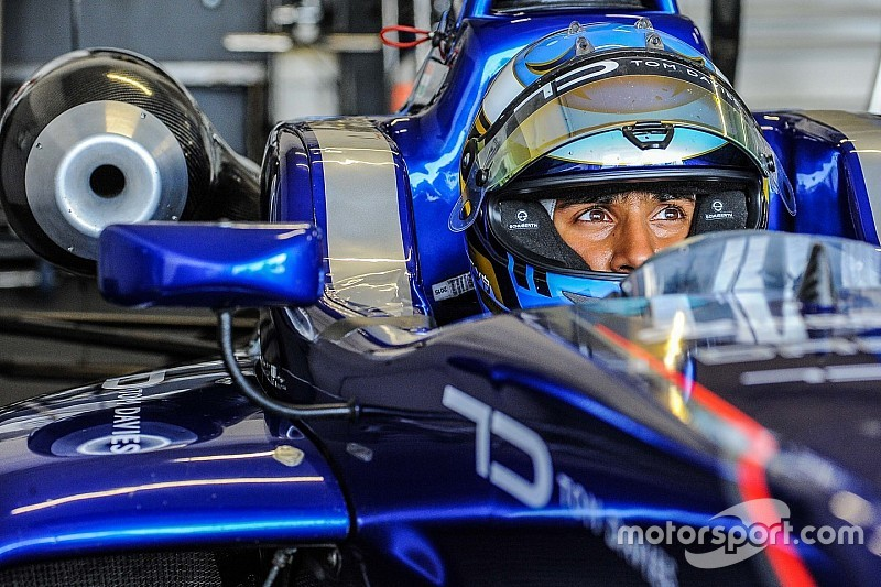 Vaidyanathan completes Carlin's F3 line-up for rest of 2017