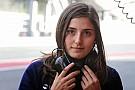 GP3 Tatiana Calderón fer de lance du trio DAMS 2017