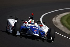 IndyCar Relato do treino livre Jay Howard lidera quarto dia de treino; Alonso é 4º