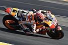 Marquez precede Lorenzo nei test privati di Barcellona
