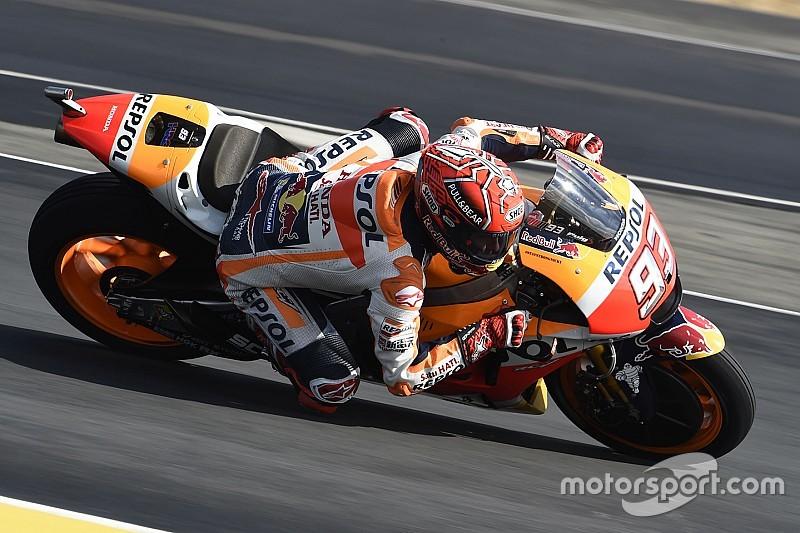 Warm-up - Márquez le plus rapide devant les pilotes Tech3
