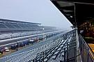 Clasificación de Indy 500 se retrasa por la lluvia