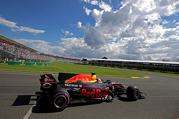 Formula 1 Breaking news Ricciardo hit with five-place grid penalty for Australian GP