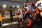Warm-up - Márquez en tête malgré une chute
