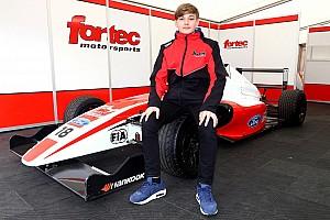 Формула 4 Новость Брат Маркуса Эрикссона начал карьеру в «формулах»