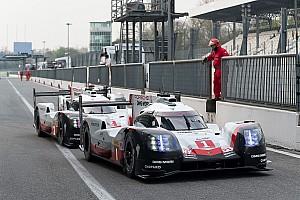 WEC Reporte de pruebas Porsche lidera en la noche del Prólogo del WEC en Monza