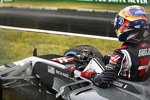 Formel 1 Feature F1 2017 in Monza: Grosjean wütet nach Crash im Regen-Qualifying