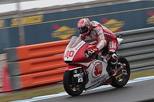 Moto2 速報ニュース 中上貴晶「ファンの応援が、集中力を発揮する力になった」:IDEMITSU Honda Team Asia Press Release