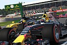 Sim racing Codemasters announces F1 2017 car updates