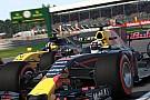 eSports La Codemasters annuncia un update delle vetture per F1 2017