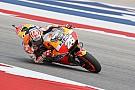 """MotoGP Pedrosa: """"Una pena, al final me he quedado sin neumático"""""""