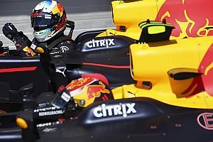 Formule 1 Réactions Verstappen et Ricciardo au contact, Red Bull va