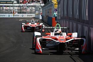 Formule E Actualités Rosenqvist et Heidfeld prolongent chez Mahindra