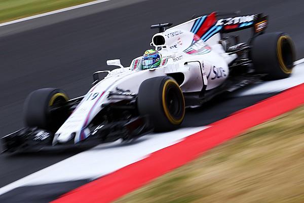 Massa evita celebrar el décimo lugar: