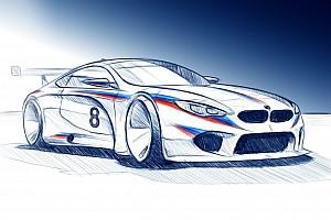 WEC Rumor ¿Lucirá así el BMW del WEC en 2018?