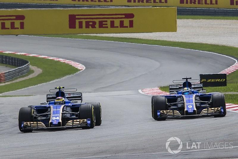 Ericsson: Desvantagem de peso me custa 0s4 a Wehrlein