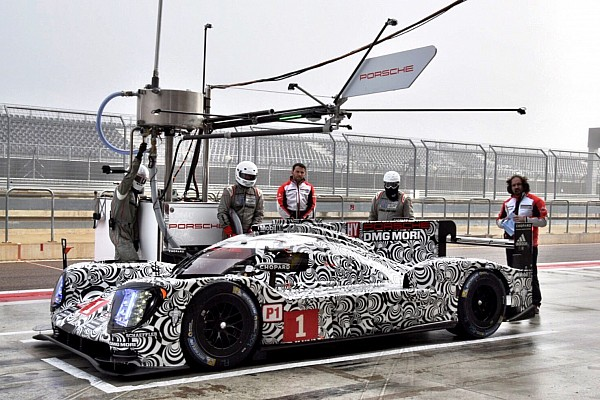 WEC Breaking news New LMP1 cars nearly as fast as predecessors in testing