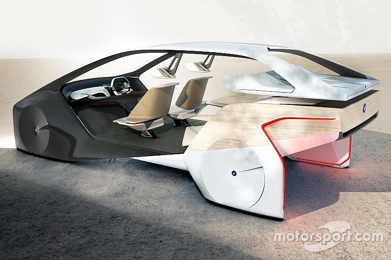 CES Las Vegas - BMW présente un (très) étonnant concept !