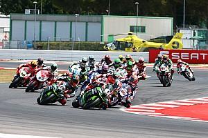 WSBK I più cliccati Fotogallery: la prima manche di gara a Misano della SBK
