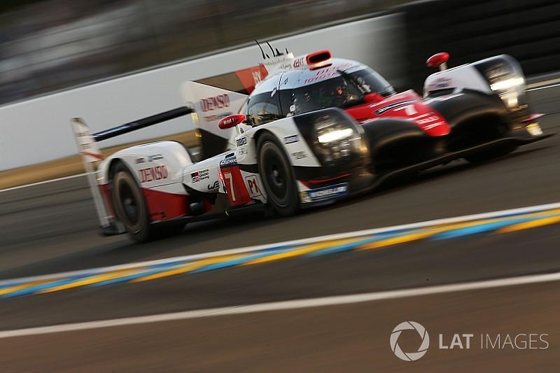 Video: Die Rekordrunde von Toyota bei den 24h Le Mans 2017