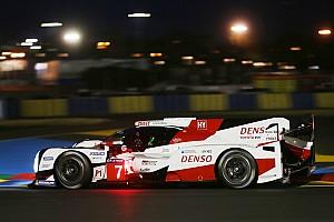 Le Mans Qualifying report Le Mans 24 Jam: Kobayashi dan Toyota rebut pole provisional