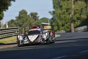 24 heures du Mans Actualités Porsche perd la #1 et propulse le LMP2 en tête!