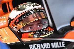 Formula 1 Commento Vandoorne: