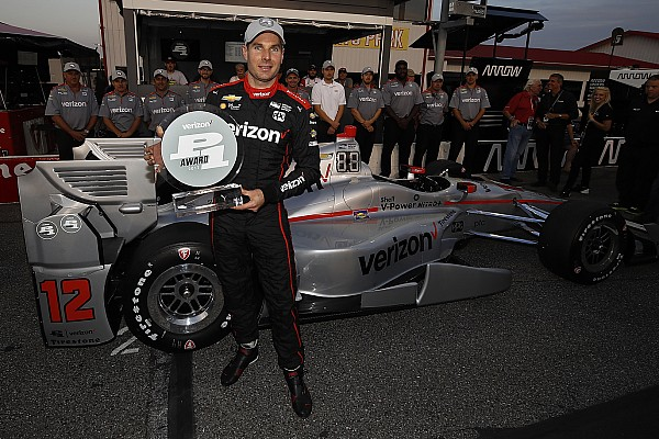 IndyCar Power alcanza su pole position 50 en IndyCar