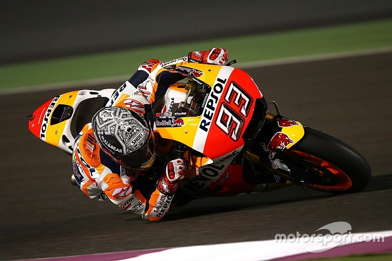"Marc Marquez: Am letzten MotoGP-Testtag in Doha ""lief alles schief"""