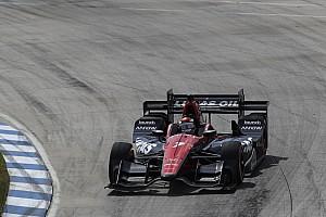 IndyCar Actualités Aleshin bloqué en France, Wickens le remplace