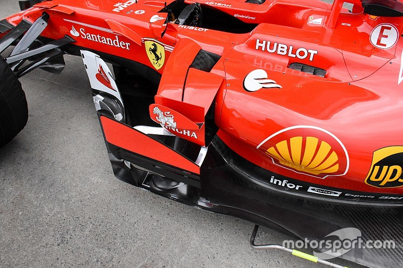Formel-1-Technik im Detail: Ferrari SF70H in Montreal