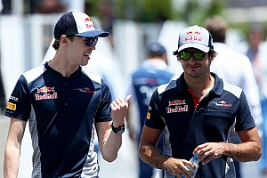 F1 Noticias de última hora Toro Rosso divide la culpa entre sus pilotos por lo sucedido en Silverstone