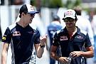 Пилоты Toro Rosso «забыли» о столкновении в Сильверстоуне