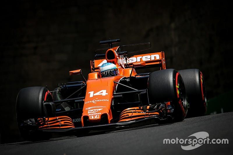 Honda a testé une évolution moteur avec Alonso