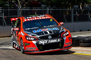 Supercars Qualifying report Sydney 500 Supercars: Tander takes emotional final pole for HRT