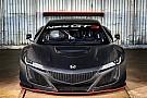 GT Van der Zande onder de indruk van Honda NSX GT3